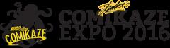 logo comikaze expo