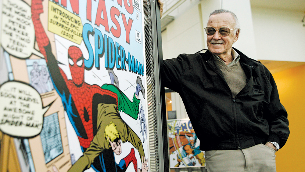 People behind the Stan Lee's Los Angeles Comic Con