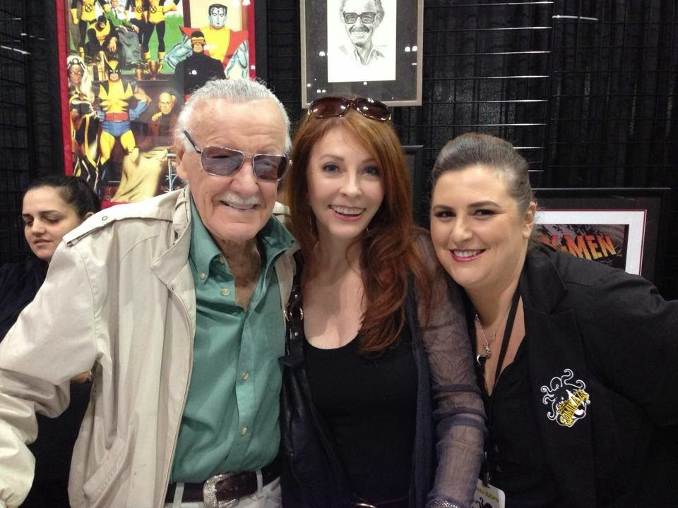 Comic Con Stan Lee Ex Comikaze Event