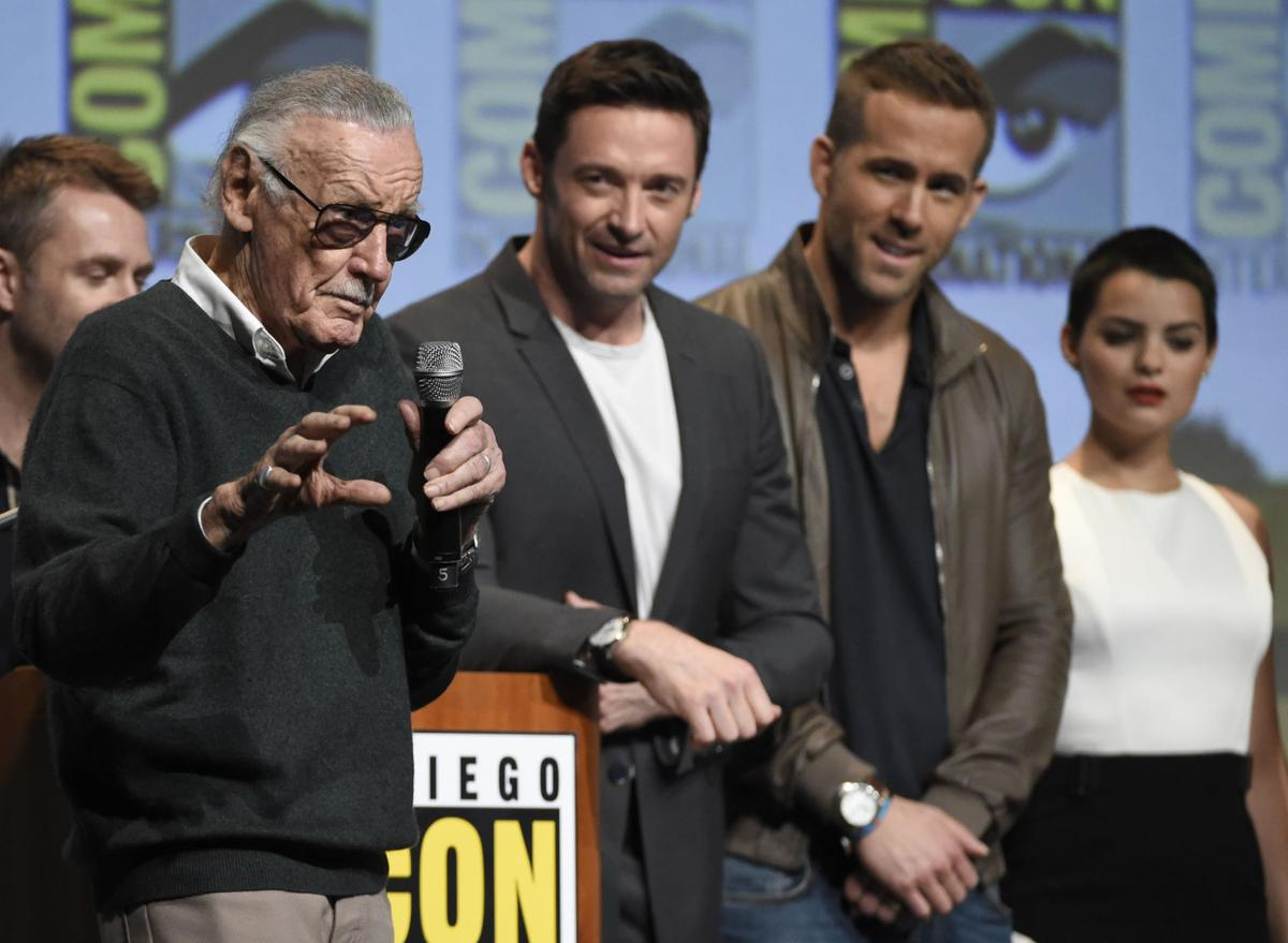 Stan Lee Behind the Spotlight