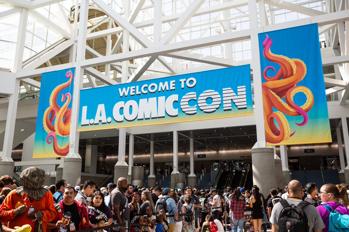 Are You Ready For LA Comic Con 2020?