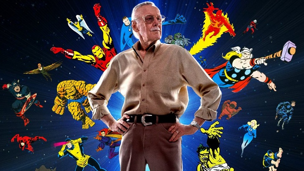 The Famous Comic Superhero Created By Stan Lee