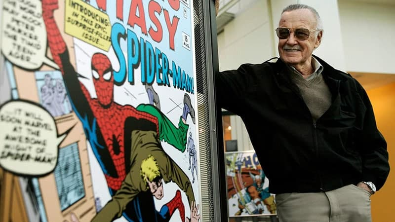 Important Thing About Stan Lee Comic Con In US