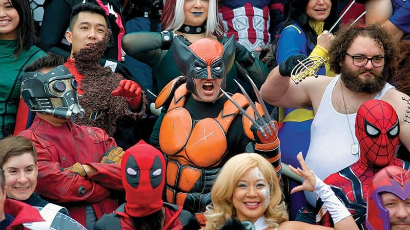 Things You Have To Know About Stan Lee's Comic Con At Los Angeles