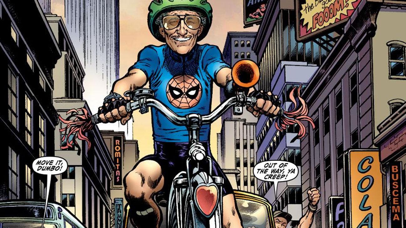 Informasi Menarik Tentang Komik Con Stan Lee USA