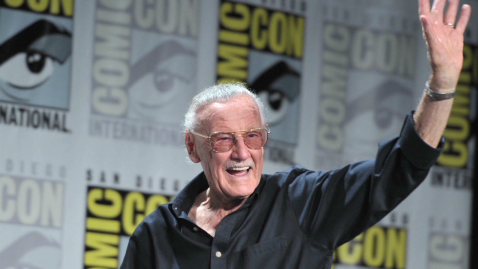 The History of Stan Lee's LA Comic Con