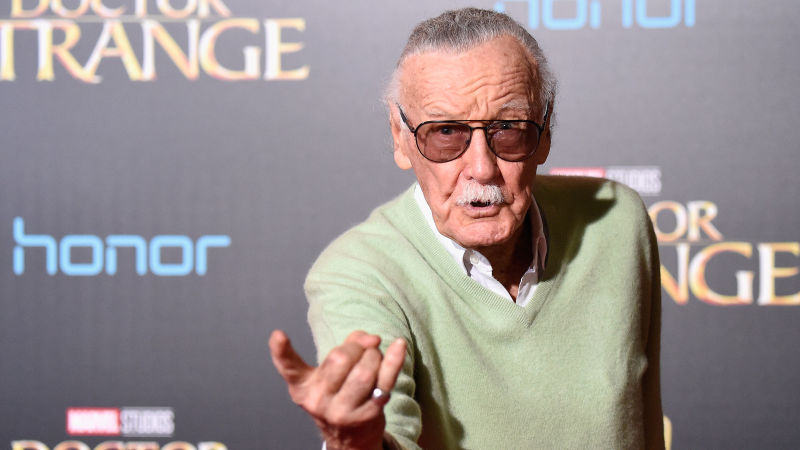 Save Your Energy for Stan Lee Comic Con
