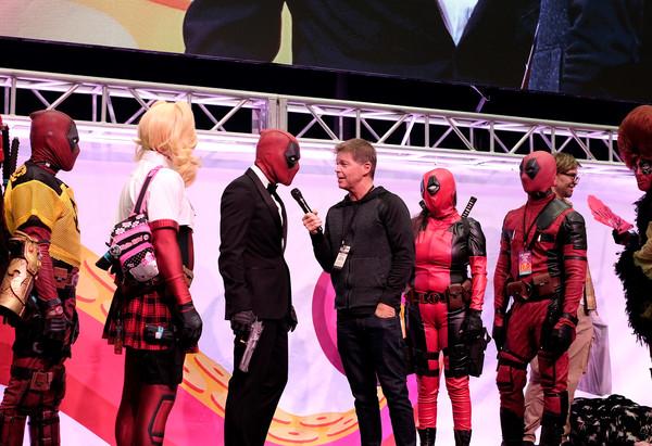 New York Comic Con hastighet dating 2014