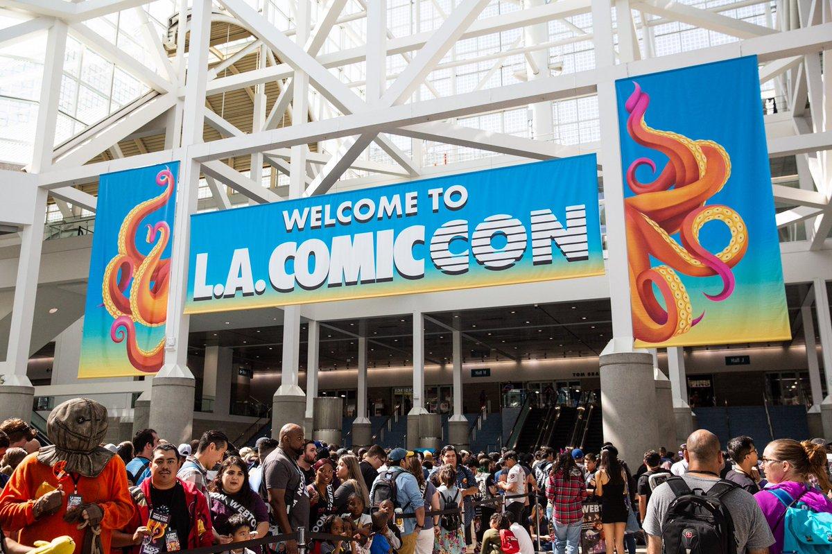 Are You Ready For LA Comic Con 2020?